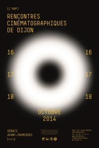 Affiche ARP Rencontres Dijon