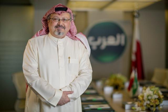 jamal khashoggi, directeur général de la nouvelle chaine d'information Alarab Tv (c) Alarab TV