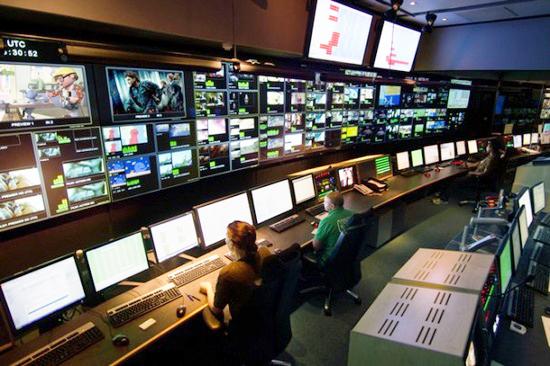 La régie de diffusion d'AMC Network International Europe centrale