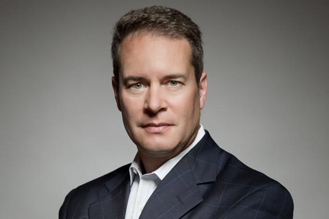 Charlie Vogt, le Pdg d'Imagine Communications