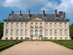 Le château de Villarceaux