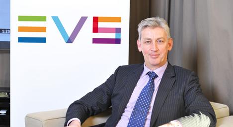 Le 14 octobre, Joop Janssen quittera ses fonctions d'administrateur délégué et CEO d'EVS en raison d'un désaccord de stratégie à long terme avec son Conseil d'administration
