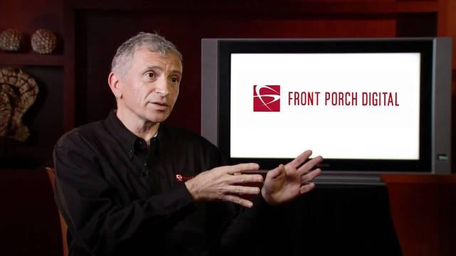 Rino Petricola, COO et DG de Front Porch Digital