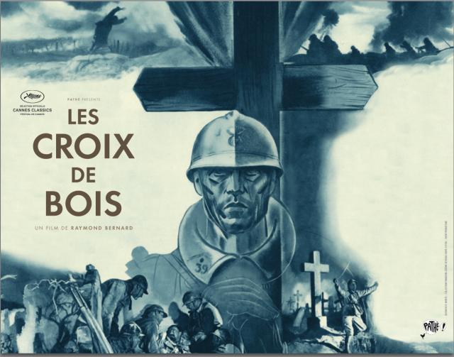 Les Croix de Bois, en salles, DVD, Blu-ray et VOD le 12 novembre