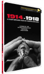 « 1914 - 1918 », 4 courts-métrages muets en version restaurée. Le 12 novembre en DVD.