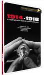 « 1914 - 1918 », 4 courts-métrages muets en version restaurée. Le 12 novembre en DVD.