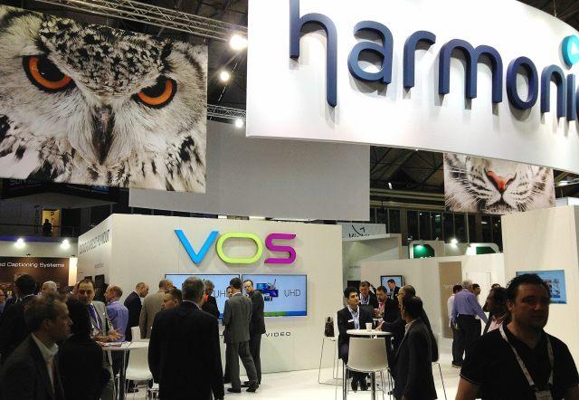 Harmonic IBC 2014