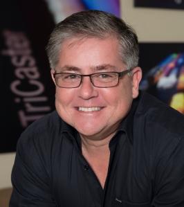 Scott Gentry, nouveau vice-président MarCom Monde de NewTek