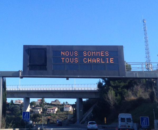 Charlie autoroute