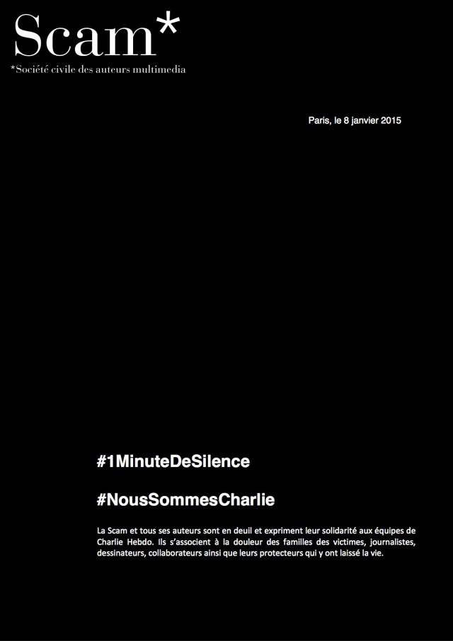 Scam Charlie Hebdo