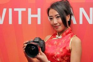 L'EOS Canon 5DS R plein format disponible en juin 2015.
