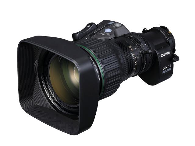 Objectif Broadcast Canon HJ24ex7.5BCTZ FSL