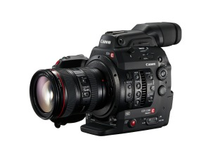Canon EOS C300 Mark II FSL 24-105 f4L Grip