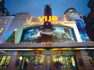 Vue Entertainment