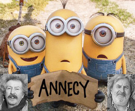 Annecy minions_paquier