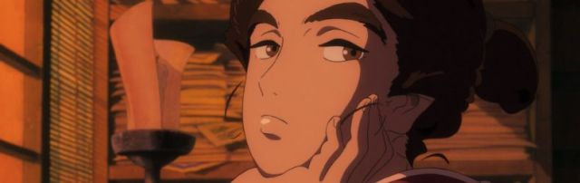 Sarusuberi : Miss Hokusai