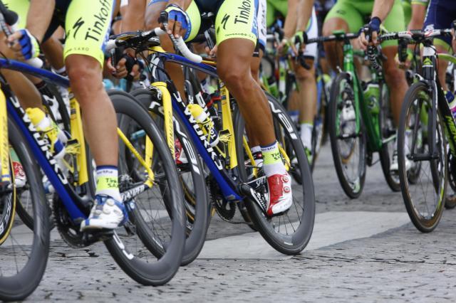La gestion des médias pour la fabrication des résumés du Tour de France passe par les outils Avid au service de France Télévisions. copyright : Christophe Russeil/FTV.