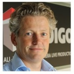 Vidigo CEO Hans-Krouwels