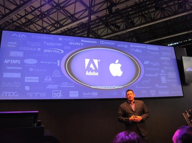 Louis Hernandez Jr, CEO of Avid