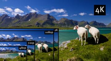 Matrox Vizrt 4K-HDTV