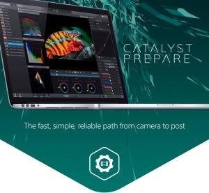 Sony Catalyst Production