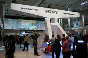 Sony IBC 2015 Stand