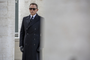 007 Spectre, le film projeté en Sony 4K en avant-première ay Royal Albert Hall. (c)D.R..