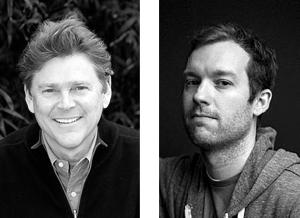 Richard Hoover, superviseur VFX et Kyle Dunlevy, superviseur de l'animation recrutés par Framestore Montréal.