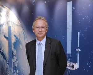 Michel de Rosen, président d'Eutelsat jusqu'en mars 2016.