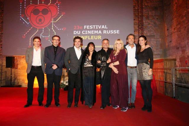 Festival film russe Honfleur 2015