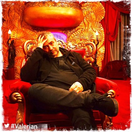 Besson Valerian day 2