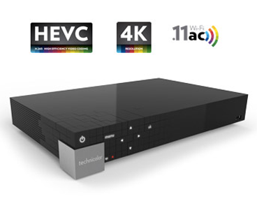 Technicolor Set-top box UHD