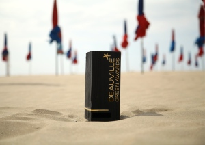 Deauville Green Awards trophees
