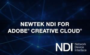 Newtek NDI Adobe