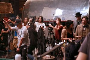 students-on-set