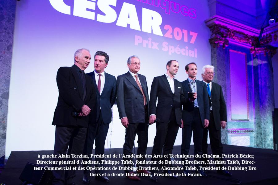 CESAR & TECHNIQUES 2017