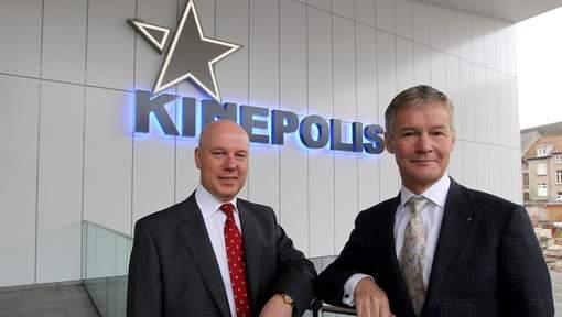 Kinepolis Eddy et Joost
