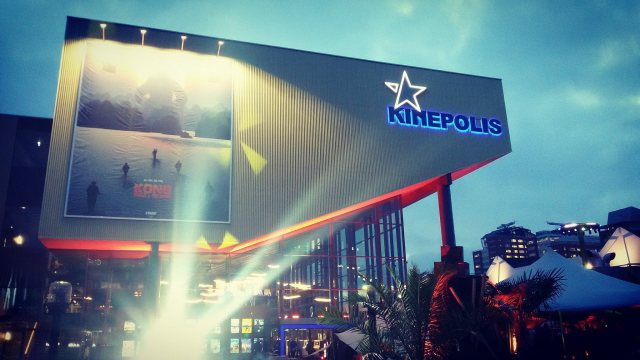 Kinepolis Jaarbeurs Opening