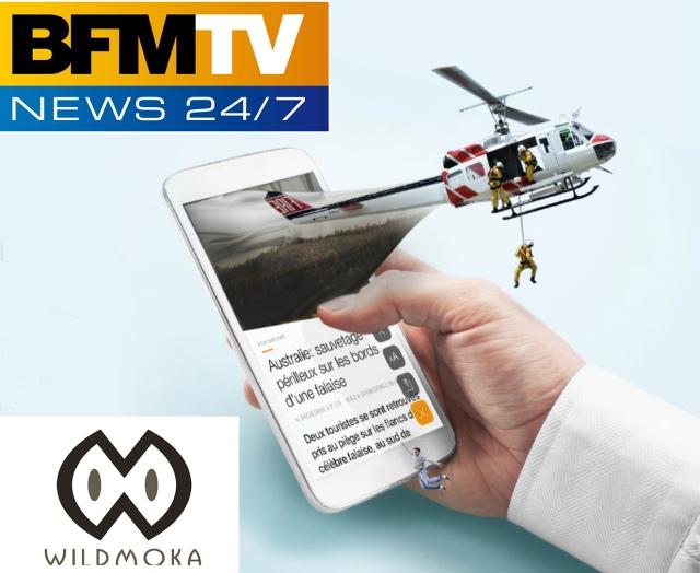 BFM TV Appli copie