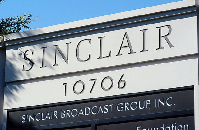 Sinclair Brodcast entrance