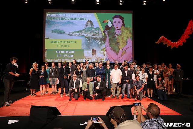 Lauréats Festival Film Annecy 2017