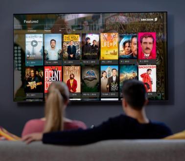 Ericsson MediaFirst Plateform IPTV