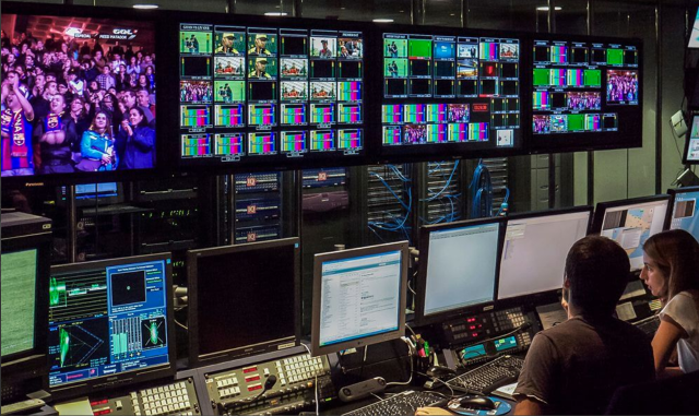 Mediapro Playout center