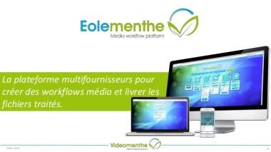 Videomenthe Eolementhe